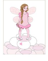 little fairy girl
