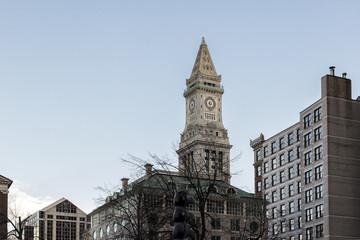 Custom House, Boston, Massachusetts