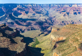 Grand Canyon from Grand Canyon Village