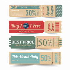 Tag price offer and promotion. Vector illustration sign and label design concept.