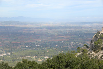 Landschaft auf Mallorca