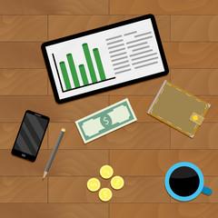 Accounting budget finance