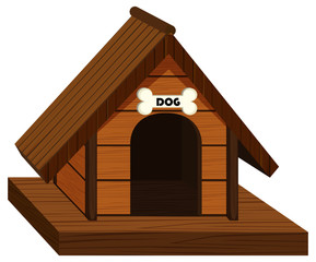 Pethouse design for dog