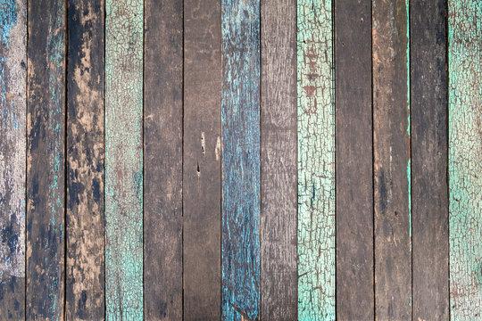 Vintage old wood plank background.