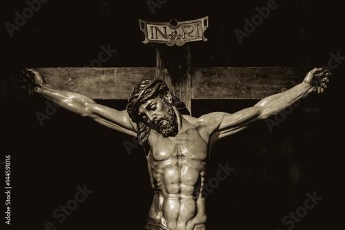 Jesucristo En La Cruz Stock Photo And Royalty Free Images On