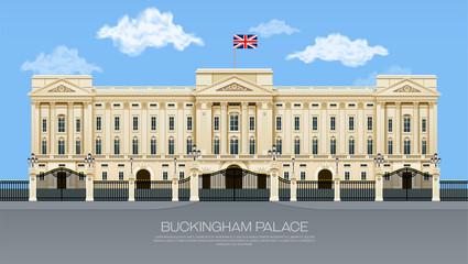 england buckingham palace Fototapete