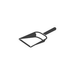 Dustpan icon.