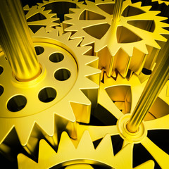 gold mechanics A