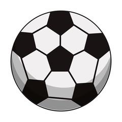 soccer ball sport image vector illustration eps 10