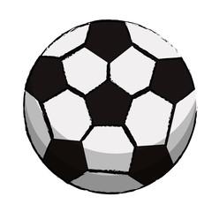 soccer sport ball image vector illustration eps 10