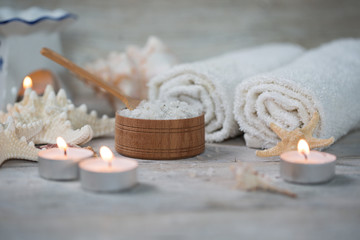 Items for spa