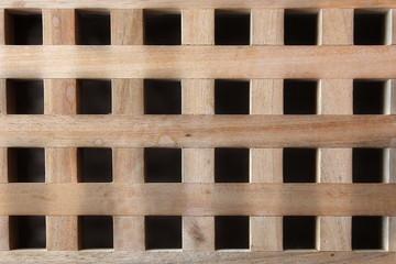 wooden lattice cross background