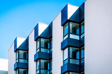 Immeubles neufs dans le quartier Gare de Villeurbanne