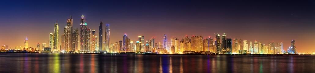 Dubai panorama skyline 7