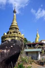 Nwa-la-bo pagoda
