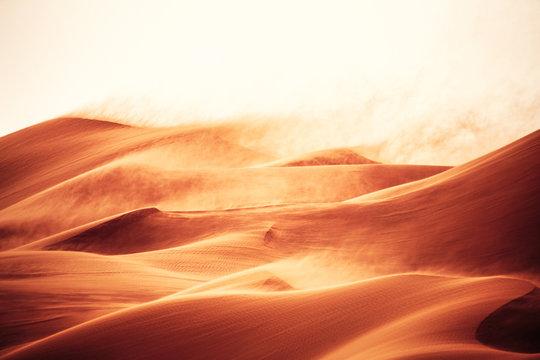 Dessert and sandstorm 6