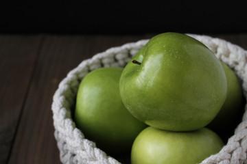 Green Granny Smith Apples