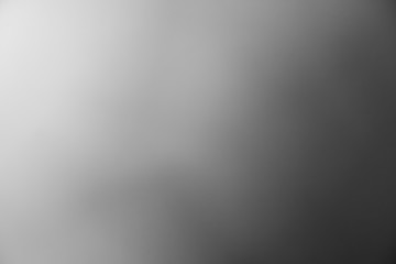 abstract background gradient in grey, Black and white picture.