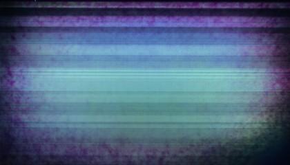 glitch screen effect of broken LCD display