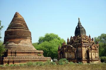 Ruins in Bagan