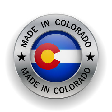 Colorado vector seal.