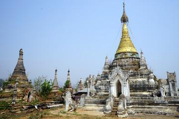 Ancient stupas