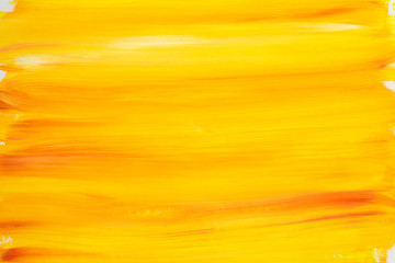 orange painted background texture