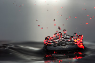 Dark Water Splash