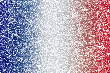 Red White and Blue Glitter Background Texture