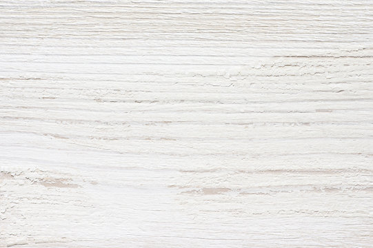 White distressed wood texture