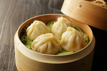小籠包 Soup dumpling