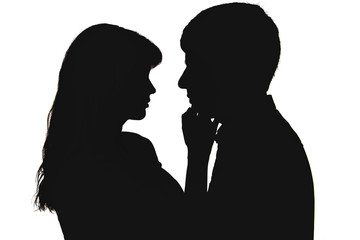 Harmony in a relationship of a man and woman