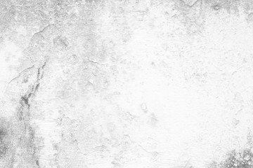 White Grunge Cement Texture Background.