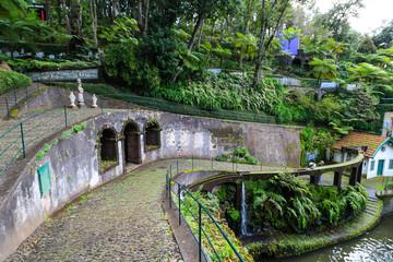 Tropischer Garten Monte Palace, Madeira