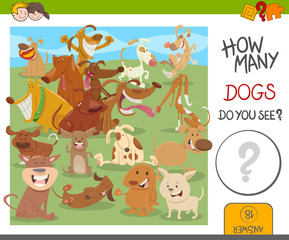 how many dogs game