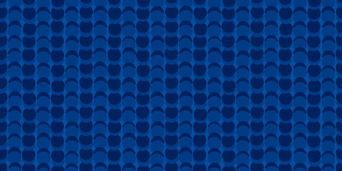 Random polkadots background. Seamless pattern.Vector. ランダムドットパターン