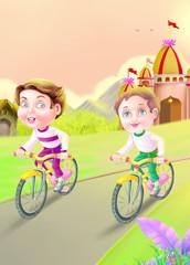 cycle running