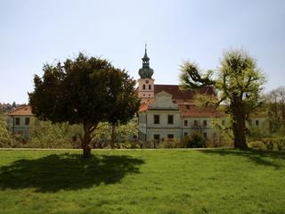 Prag, Kloster Brevsnovsky