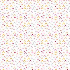 Simple geometric seamless pattern, vector
