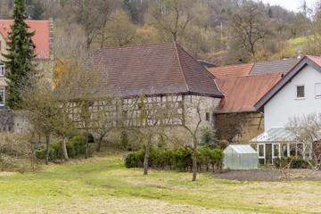 Unterregenbach in Hohenlohe