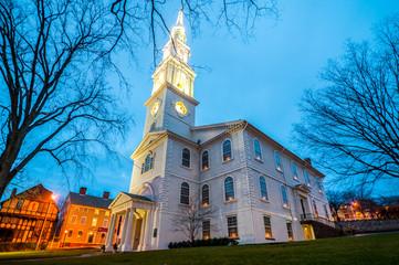 Church in Providence Rhode Island