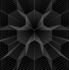 Honeycomb structure #Vector Graphics