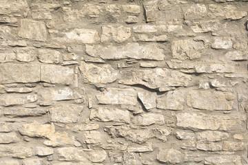 Bruchsteinmauer - Hintergrund