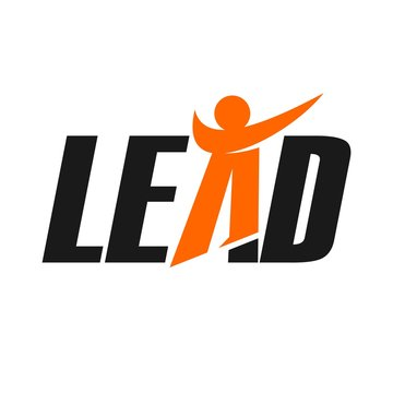 LEAD logotype vector.
