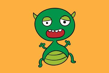 Monster Character