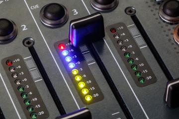 DJ Mixer Audio Levels, Hearing Damage, Distortion