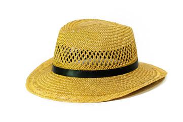 c'est l'été, n'oubliez pas le chapeau de paille !