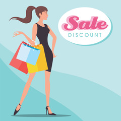 Sale Discount Shopping