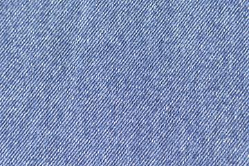 Фон джинсовая синяя текстура хлопок