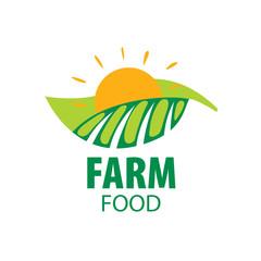 logo farm food